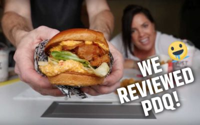 O-Town Review Episode 1: PDQ Restaurant