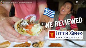 O-Town Review Episode 2: Little Greek Fresh Grill